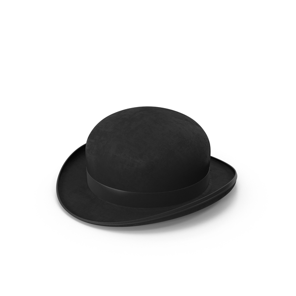 Bowler Hat PNG & PSD Images