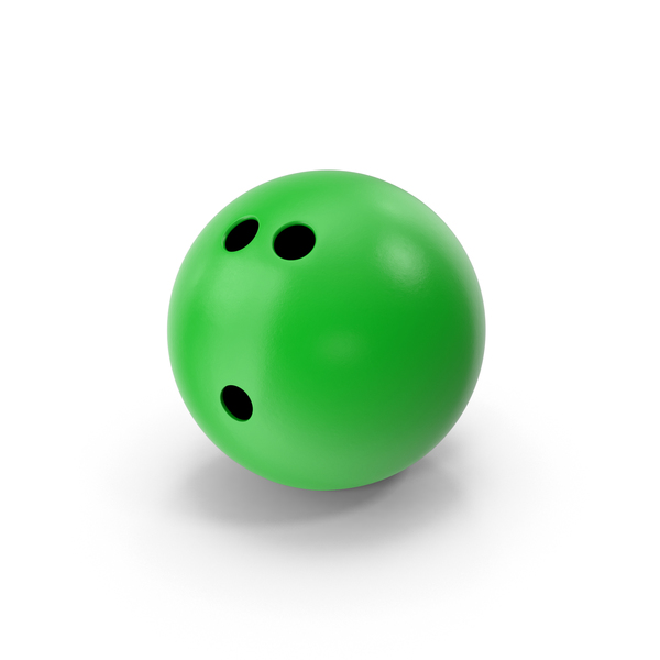 Bowling Ball Green PNG & PSD Images