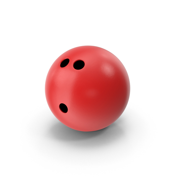 Bowling Ball Red PNG & PSD Images