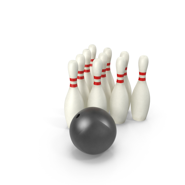 Bowling Pins PNG & PSD Images