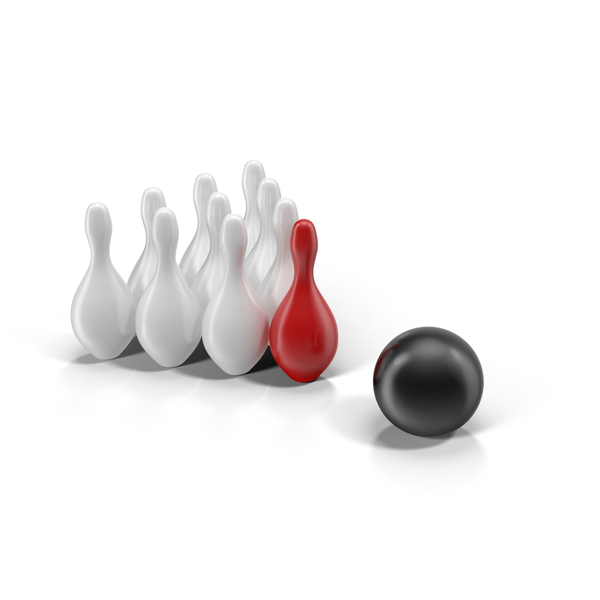 Bowling Set PNG & PSD Images