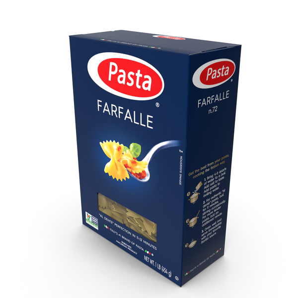 Box Farfalle PNG & PSD Images