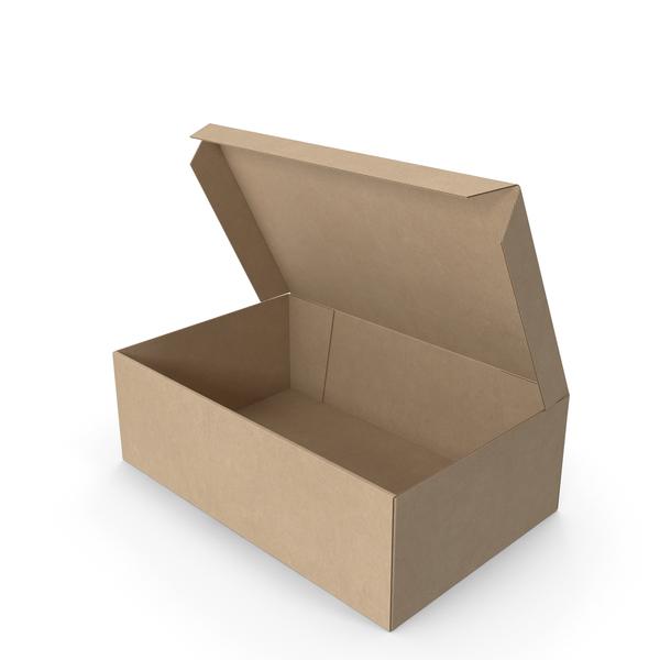 Box Kraft Paper PNG & PSD Images