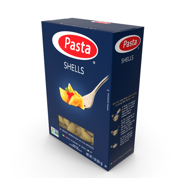 Box Shells PNG & PSD Images
