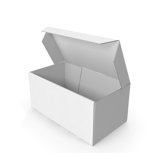 Cardboard: Box White Paper PNG & PSD Images