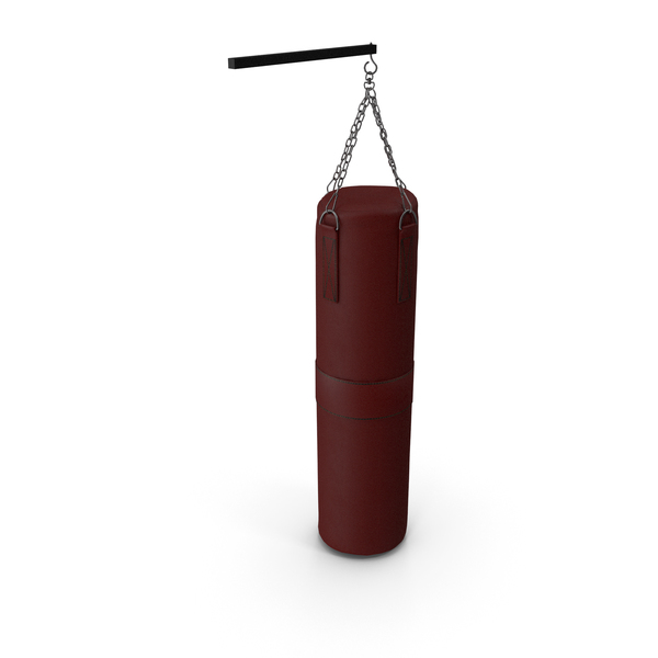 Punching: Boxing Bag PNG & PSD Images