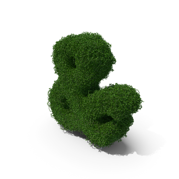 Boxwood Ampersand PNG & PSD Images