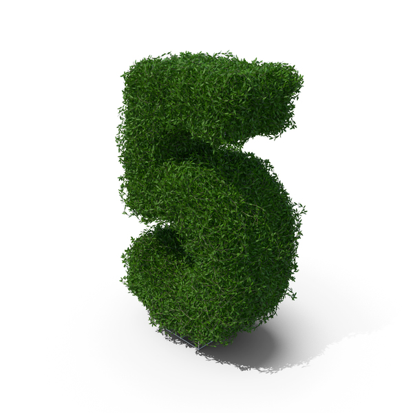 Topiary: Boxwood Symbol 5 PNG & PSD Images
