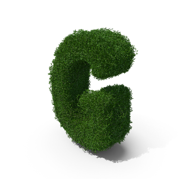 Boxwood Symbol G PNG & PSD Images