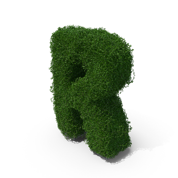 Boxwood Symbol R PNG & PSD Images