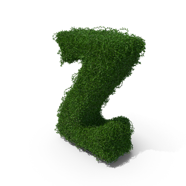 Boxwood Symbol Z PNG & PSD Images