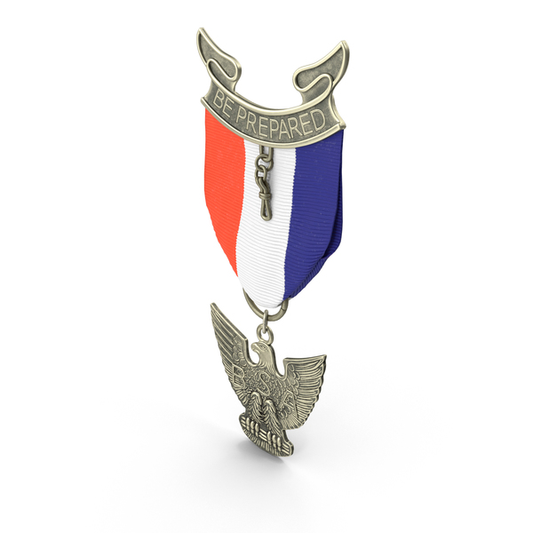 Boy Scout Medal of Honor Object