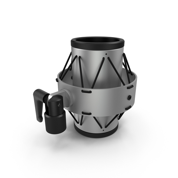 Musical Accessories: Brauner Shockmount PNG & PSD Images