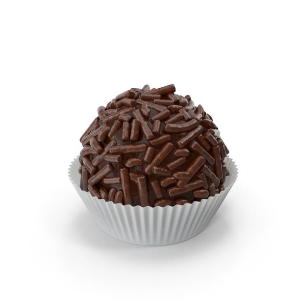 Brazilian Chocolate Truffle Brigadeiro PNG & PSD Images