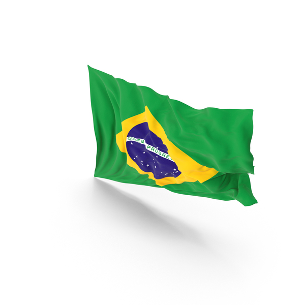Brazilian Flag PNG & PSD Images
