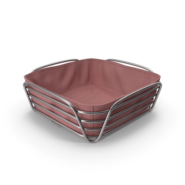 Bread Basket Red PNG & PSD Images