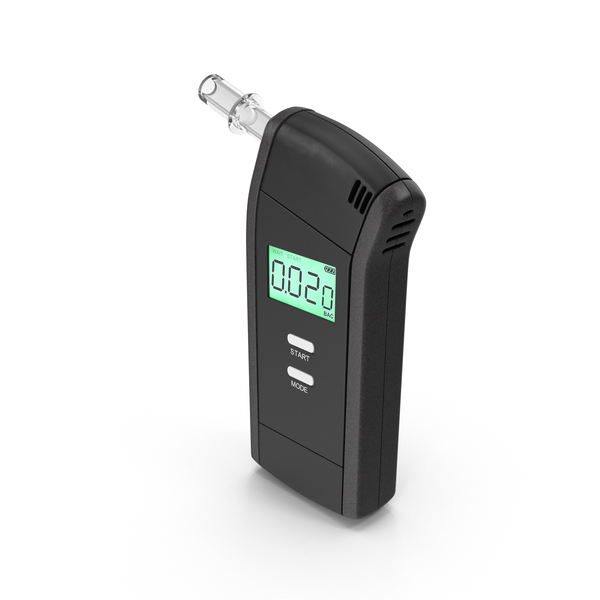 Breathalyser PNG & PSD Images