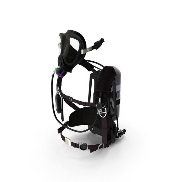 Breathing Apparatus PNG & PSD Images