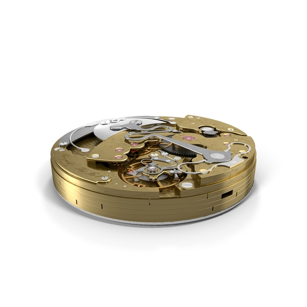 Breguet movement PNG & PSD Images