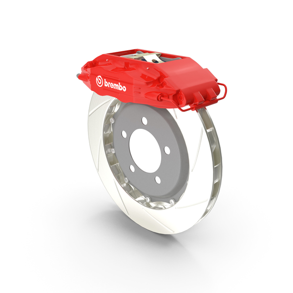 Brembo GT Brakes PNG & PSD Images