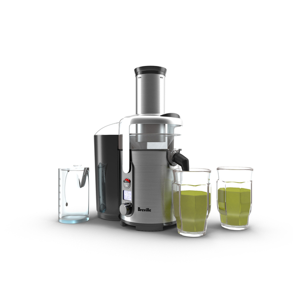 Breville Juice Fountain Multi-Speed Juicer Object