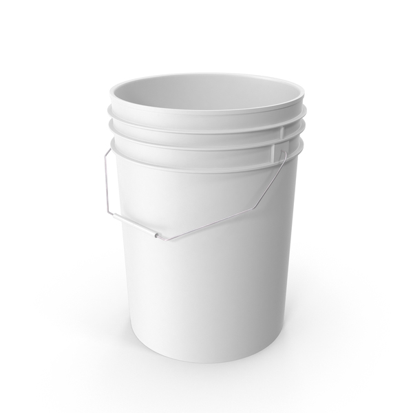 Brewing Bucket Spinner No Lid PNG & PSD Images