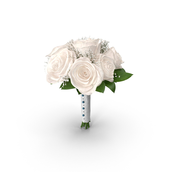 Bridal Bouquet Object