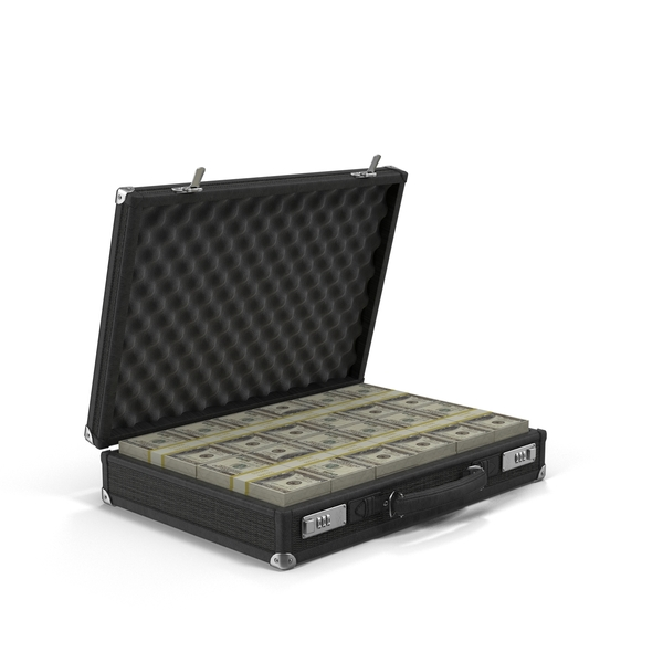Briefcase of Money PNG & PSD Images