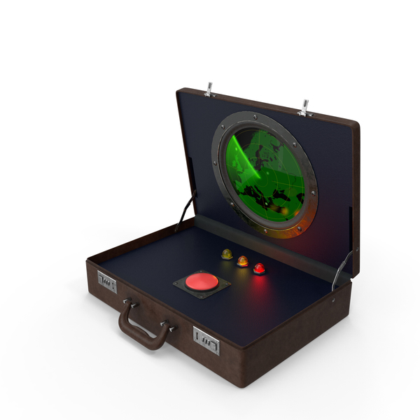 Briefcase Radar PNG & PSD Images