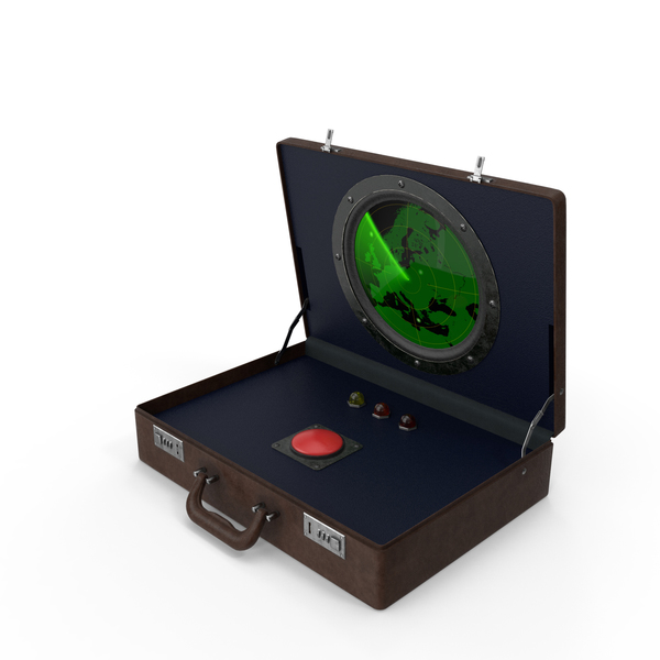 Briefcase Radar PNG & PSD Images