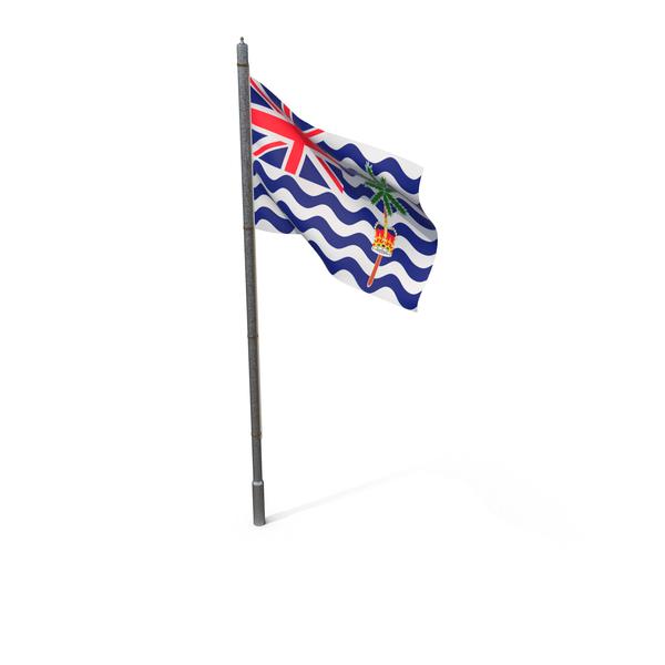 British Indian Ocean Territory Flag PNG & PSD Images