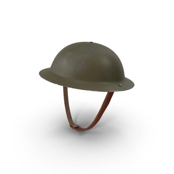 Brodie Helmet Object