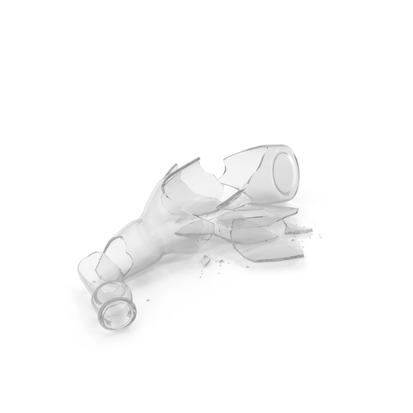 Broken Beer Bottle PNG & PSD Images