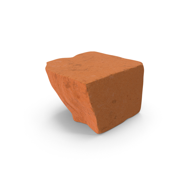 Broken Brick Object