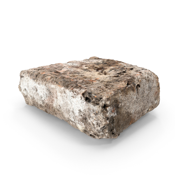 Bricks: Broken Brick PNG & PSD Images