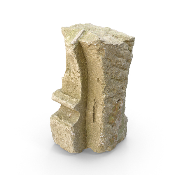 Broken Concrete Element PNG & PSD Images