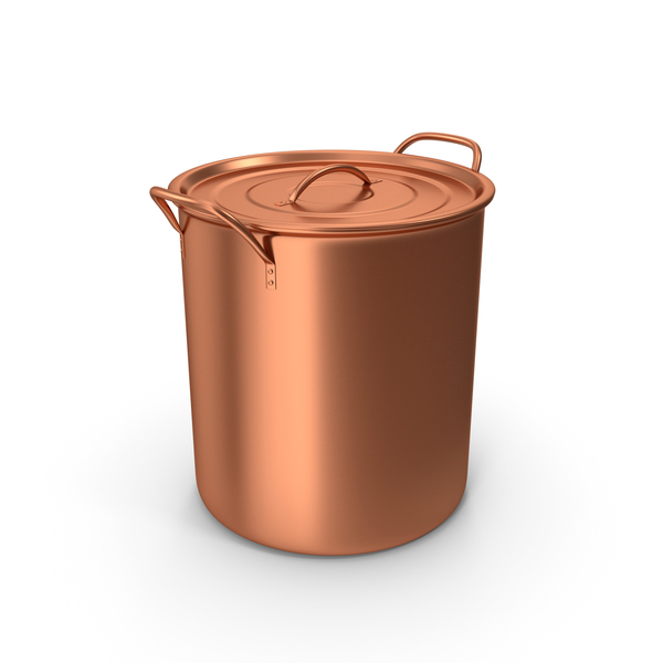 Bronze Brew Pot PNG & PSD Images