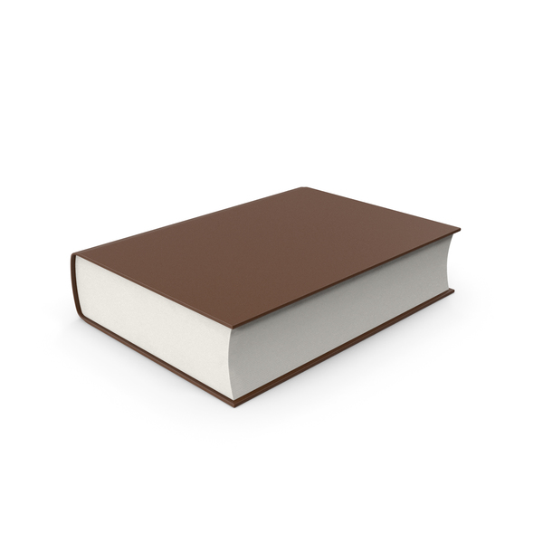 Brown Book PNG & PSD Images