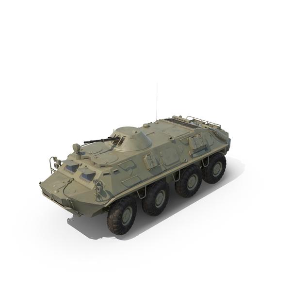 BTR-60 PNG & PSD Images