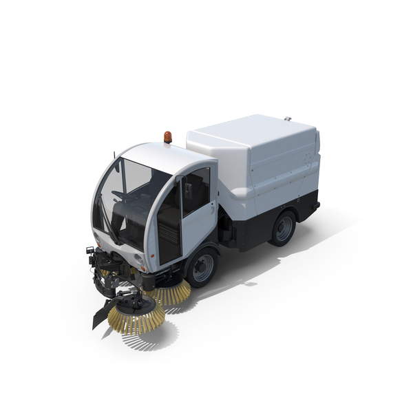 Bucher Citycat 2020 Street Sweeper Object