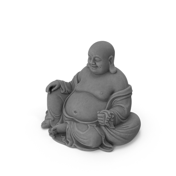 Buddha Maitreya Statue PNG & PSD Images