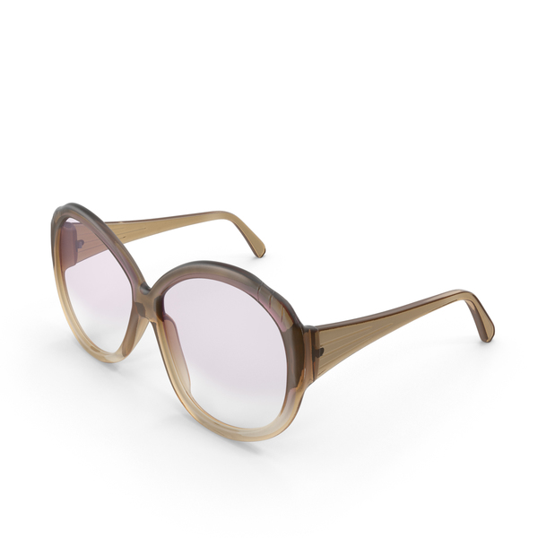 Bug Eye Sunglasses Object