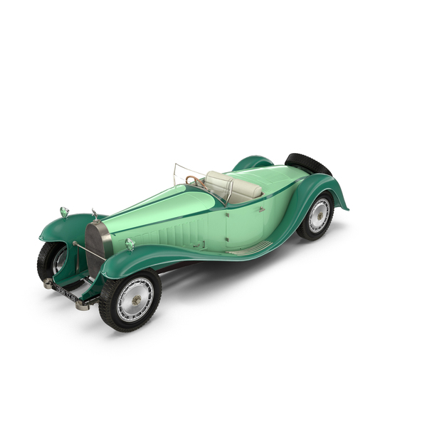 Bugatti Type 41 PNG & PSD Images