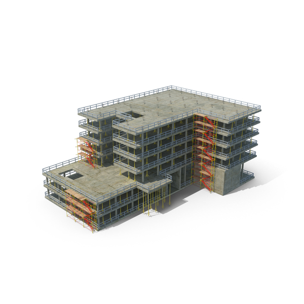 Site: Building Construction PNG & PSD Images