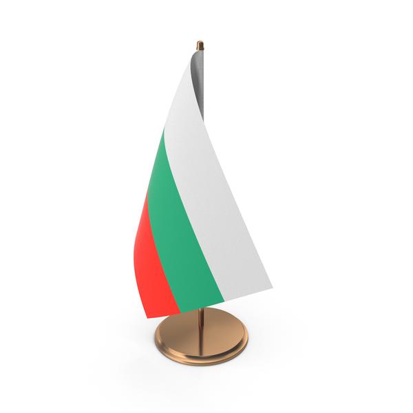 Bulgaria Desk Flag PNG & PSD Images