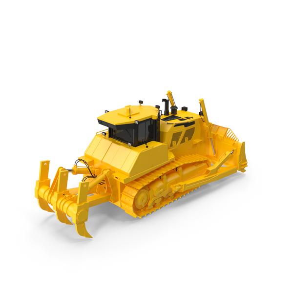 Bulldozer PNG & PSD Images
