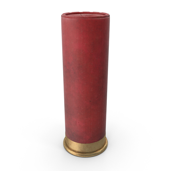 Shotgun Shell: Bullet 70mm PNG & PSD Images