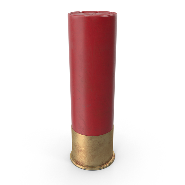 Shotgun Shell: Bullet 76mm PNG & PSD Images