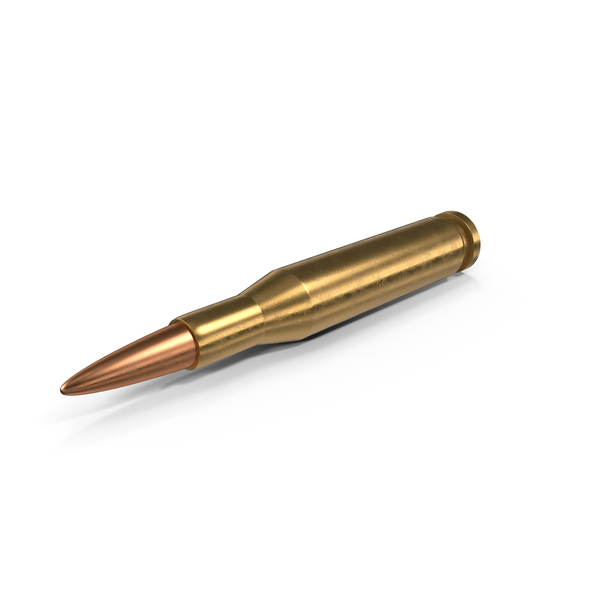 Bullet Cartridge Object