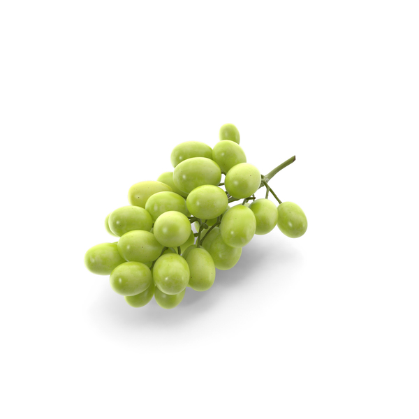 Bunch of Green Grapes PNG & PSD Images